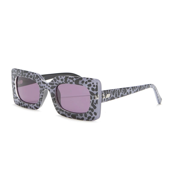 Damn! Limited Edition - Periwinkle/Leopard | Shop Le Specs at IKON in Arrowtown, NZ