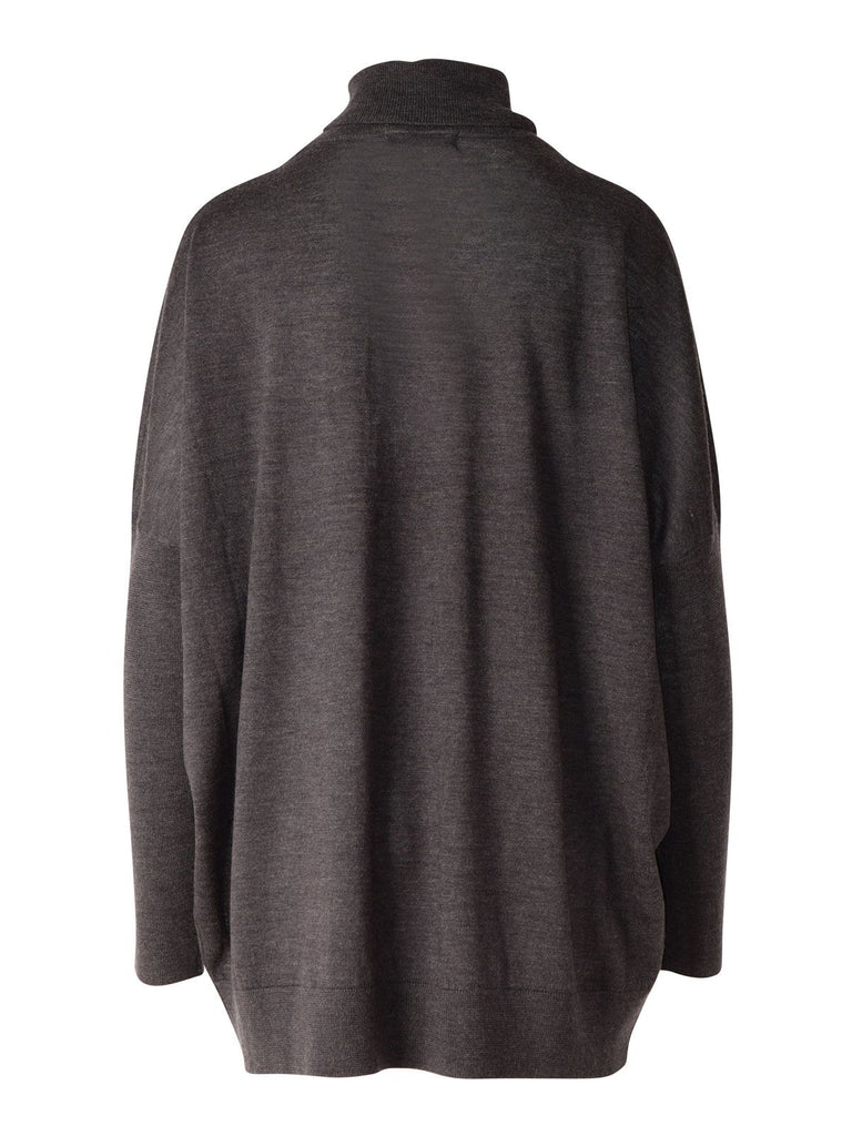 Sills Frisbury Weekender Sweater - Charcoal