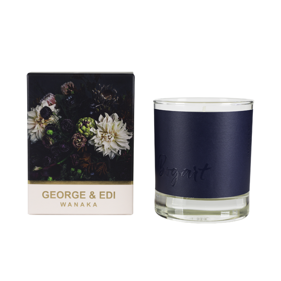 Dark Side Candle Boxed Bogart | Shop George & Edi Wallace and Gibbs