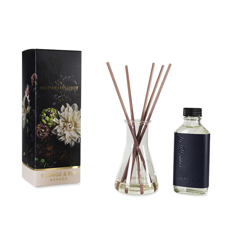 Dark Side Diffuser Set -In bloom | Shop George & Edi Wallace and Gibbs