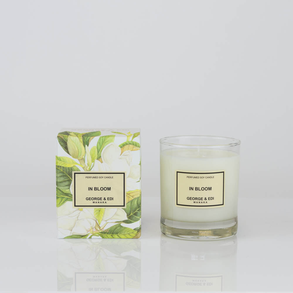 Candle - In Bloom | Shop George & Edi at Wallace&Gibbs in Arrowtown, NZ