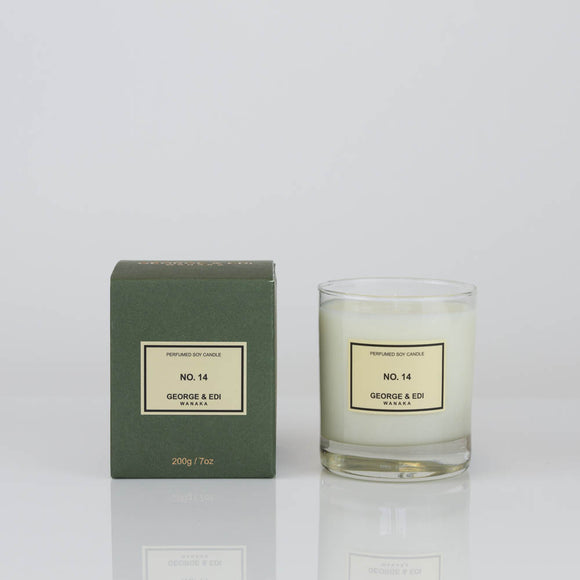 Candle - No. 14 | Shop George & Edi at Wallace&Gibbs in Arrowtown, NZ
