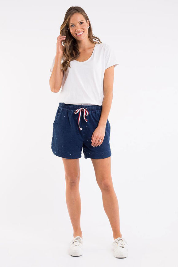 Elm Imogen Short Denim | Shop Elm at Wallace & Gibbs NZ