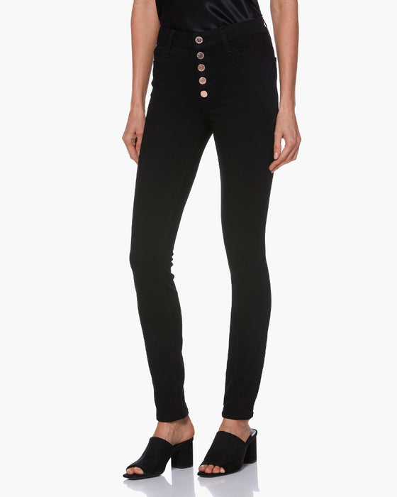 Paige Hoxton Ultra Skinny - Black Shadow