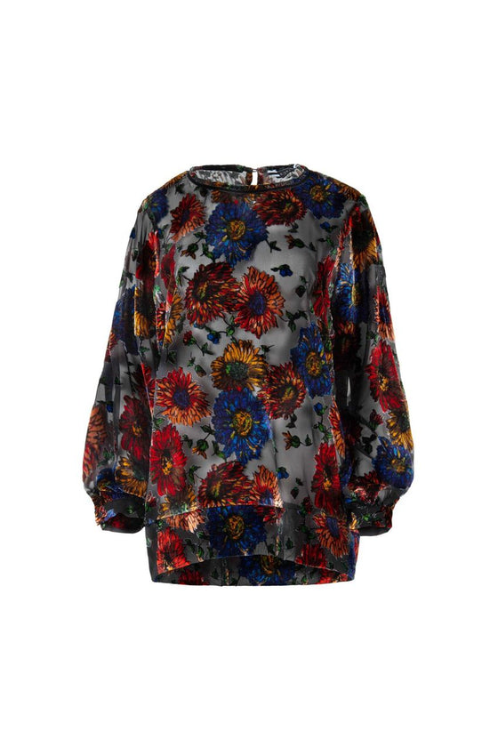 Curate Layers Baby Top Flowers | Shop Curate at Wallace & Gibbs