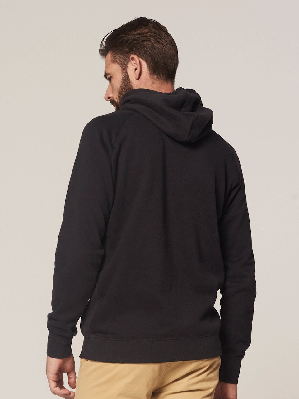 Mens Sweat Hoody - Dark Navy | Shop Dstrezzed at Wallace and Gibbs