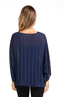 Et Alia Aura Top - Ink | Shop at Wallace and Gibbs, Arrowtown