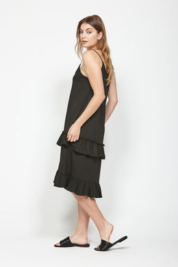 Ketz-ke Ceremony Dress - Black | Shop Ketz-ke at Wallace & Gibbs NZ