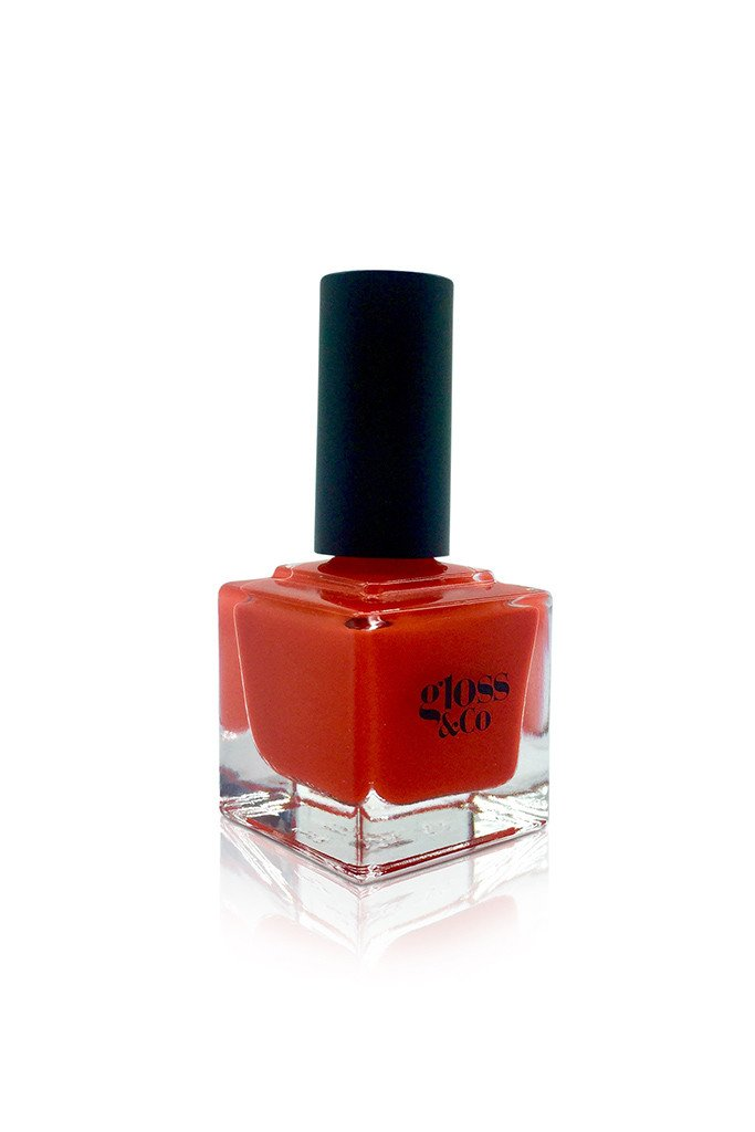 Gloss & Co Nail Polish - Lava