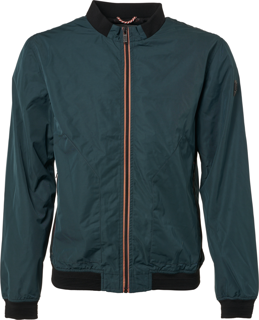 Mens Light Jacket Dark Seagreen
