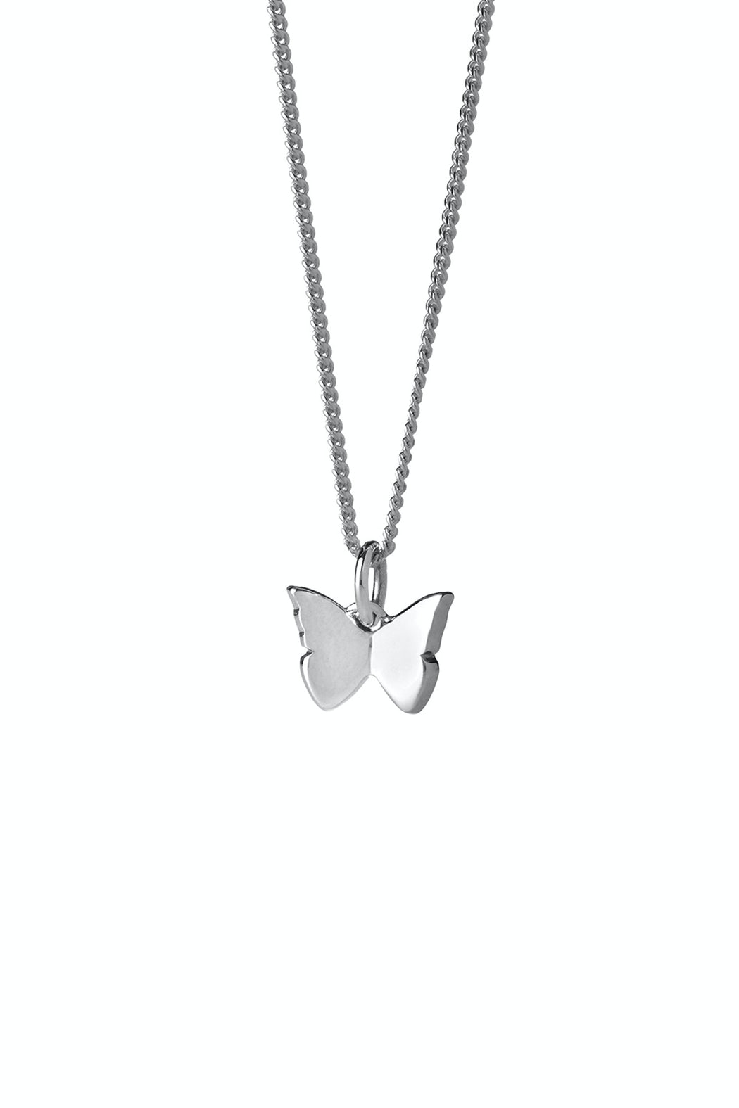 Karen Walker Mini Butterfly Necklace | Shop at Wallace and Gibbs NZ