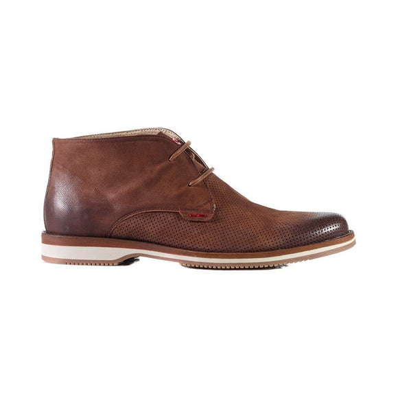 Mens David 3 Boot Cognac