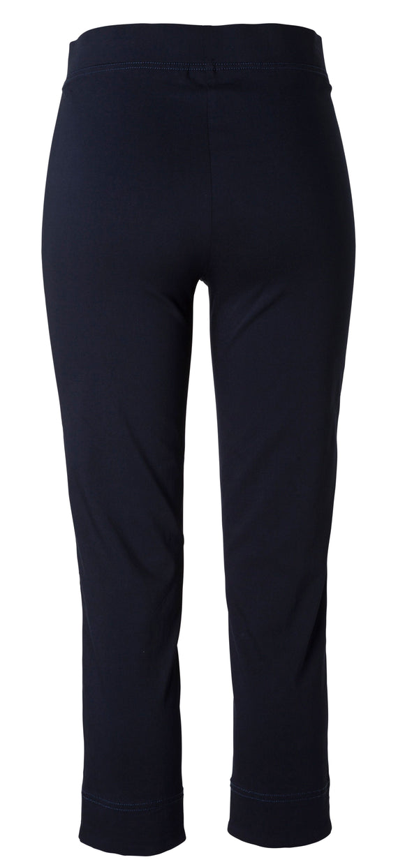 Loobies Story Everyday 7/8 Pant Indigo | Shop at Wallace and Gibbs