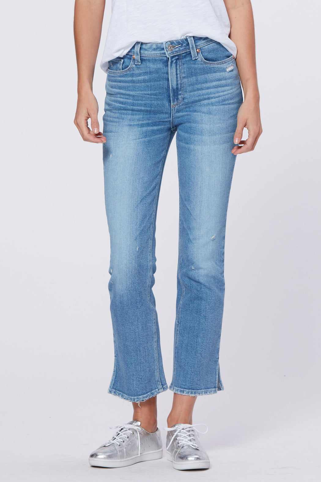Paige Cindy Sea Spray Distressed | Buy Paige Jeans, NZ Free Shipping