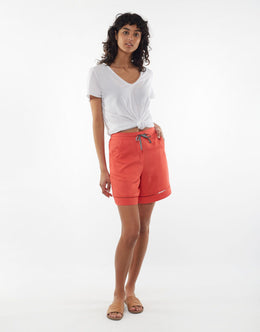 Elm Bree Shorts - Melon | Shop Elm at Wallace & Gibbs NZ