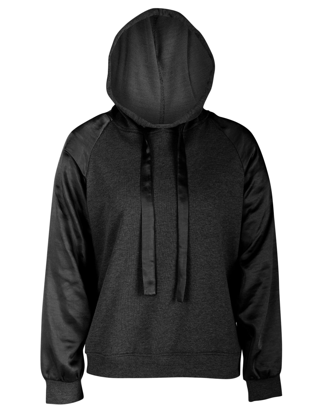 Reminder Hoodie Black | Shop Ketz-ke at Wallace & Gibbs NZ