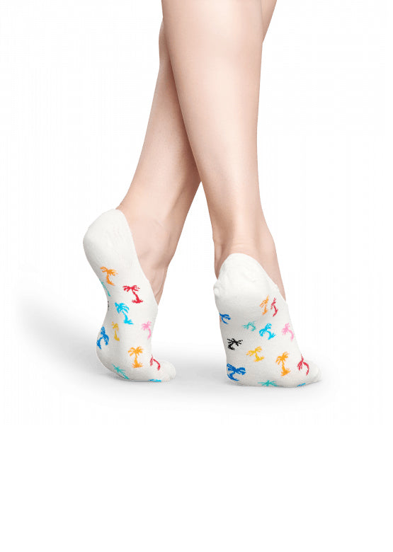 Happy Socks Palm Beach liner Sock - 1000