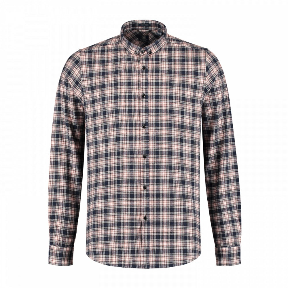 Mens Shirt Small BD Steel Blue | Shop Dstrezzed at Wallace and Gibbs