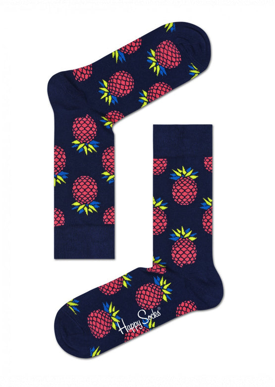 Happy socks Pineapple Sock - 6000