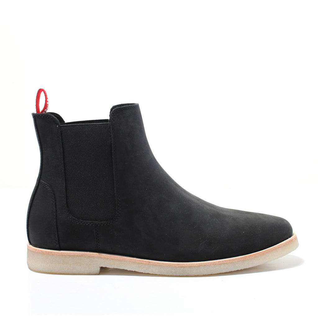 Rollie Myles Chelsea Boot Black | Shop Rollie at Wallace and Gibbs