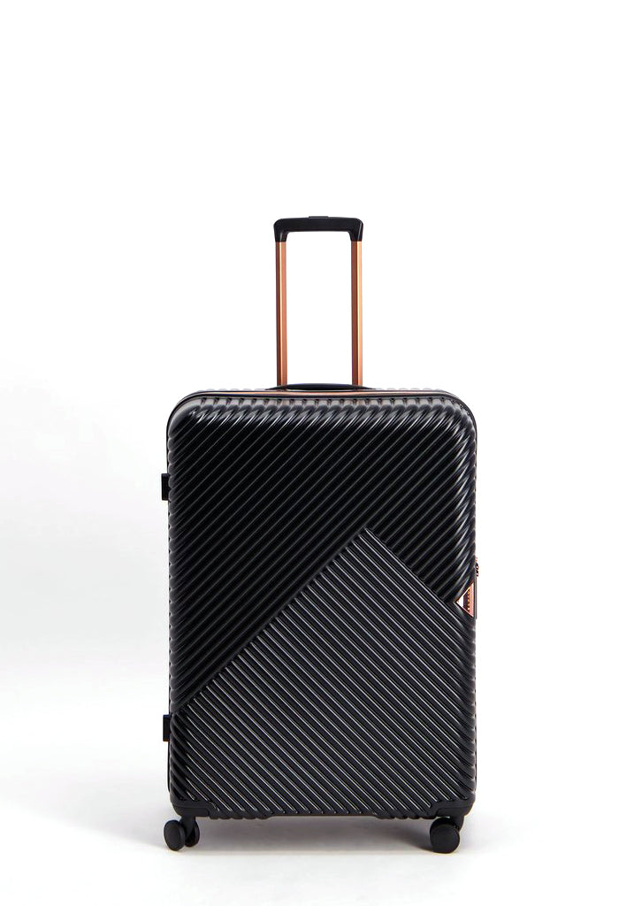 Saben Medium Suitcase - Black