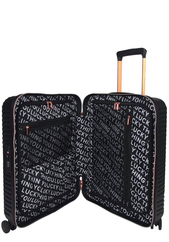 Saben Large Suitcase - Black