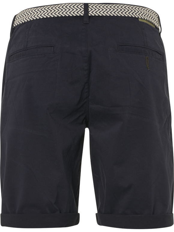 No Excess Mens Shorts with Belt
