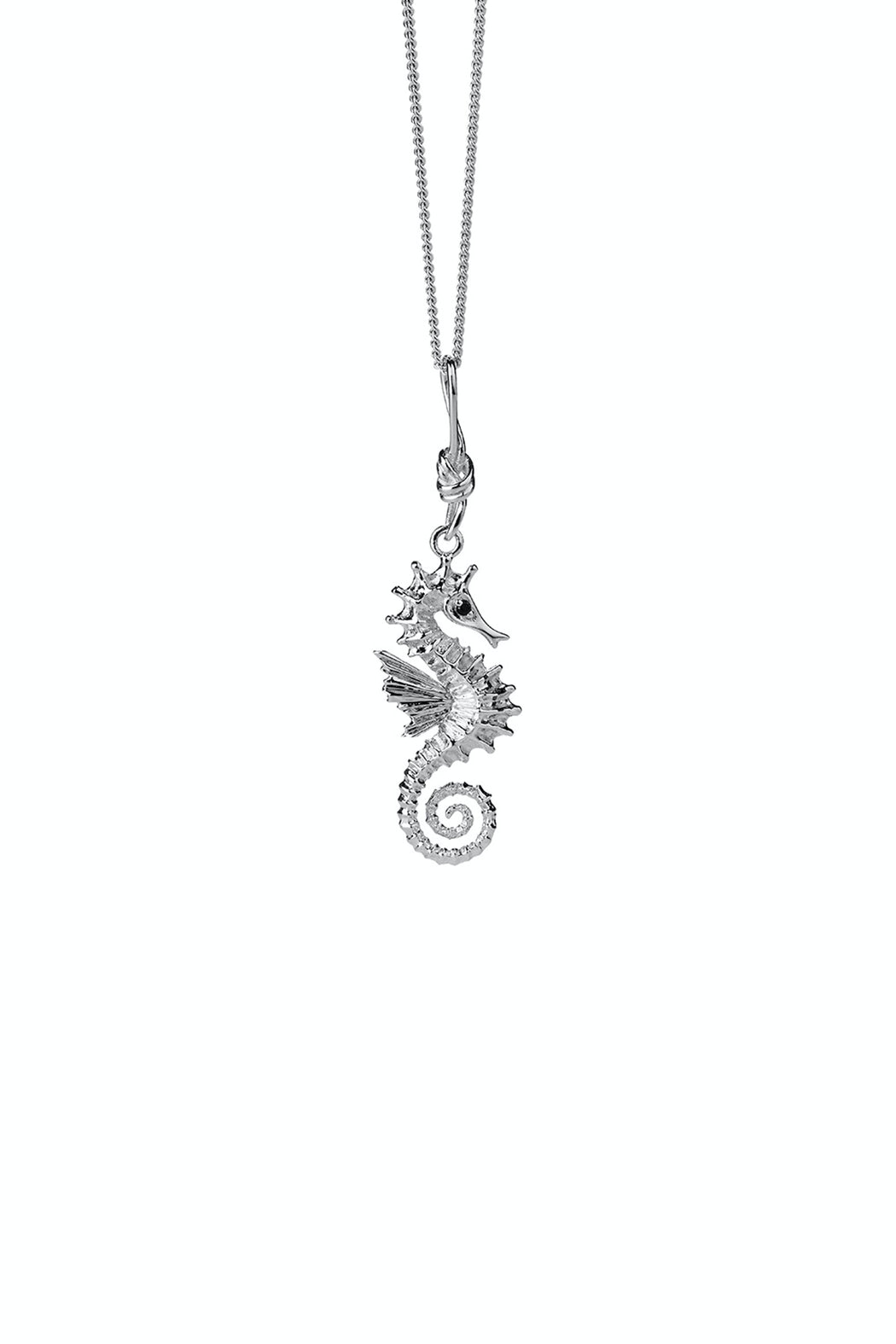 Karen Walker Seahorse Necklace | Shop at Wallace and Gibbs NZ