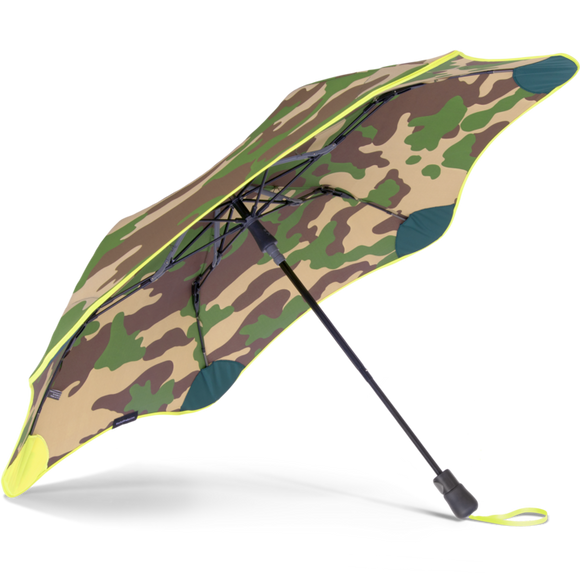 Blunt Metro Umbrella Camouflage Yellow | Shop at Wallace and Gibbs