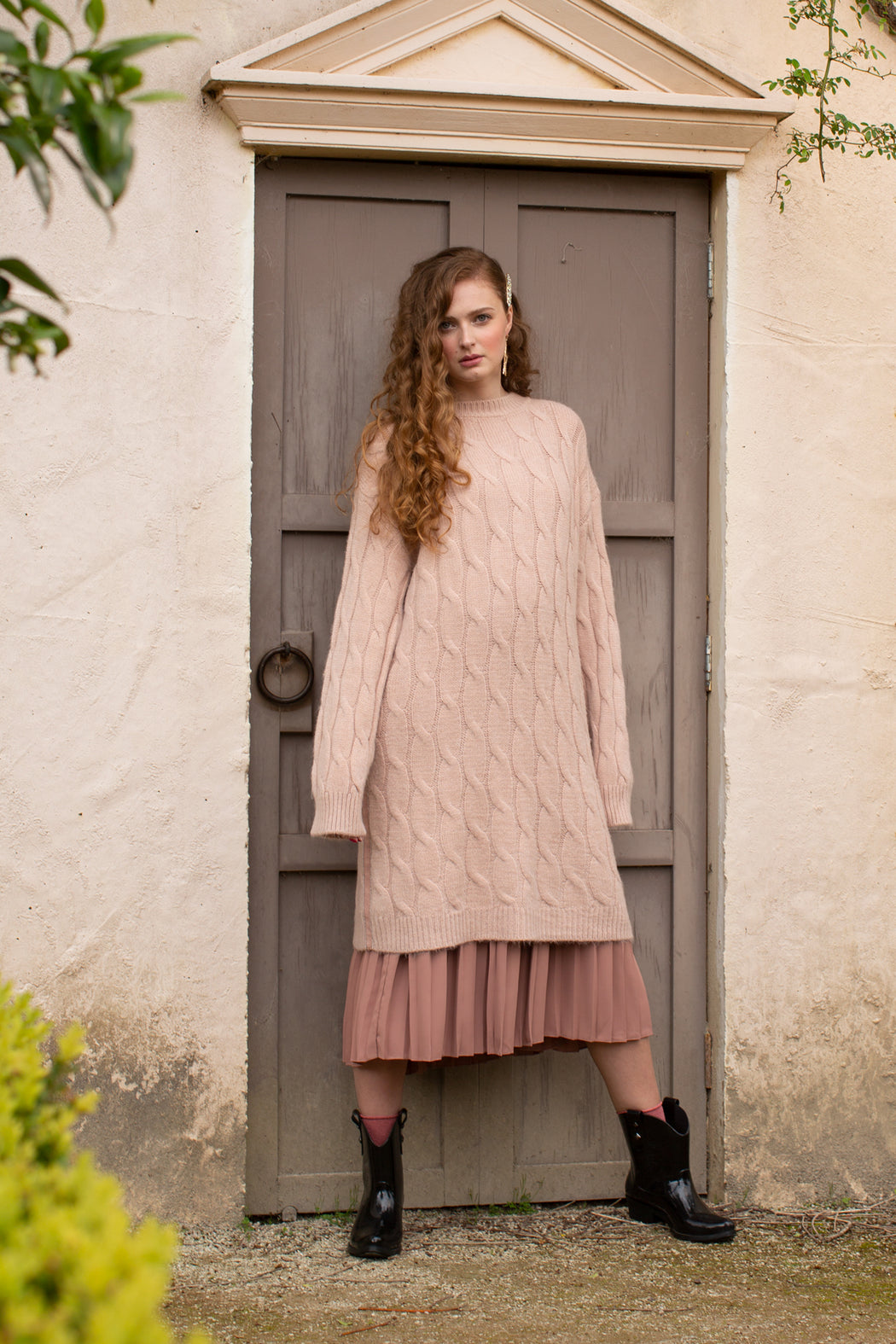 Trelise Cooper My One & Cozy Jumper Dress | Shop at Wallace and Gibbs