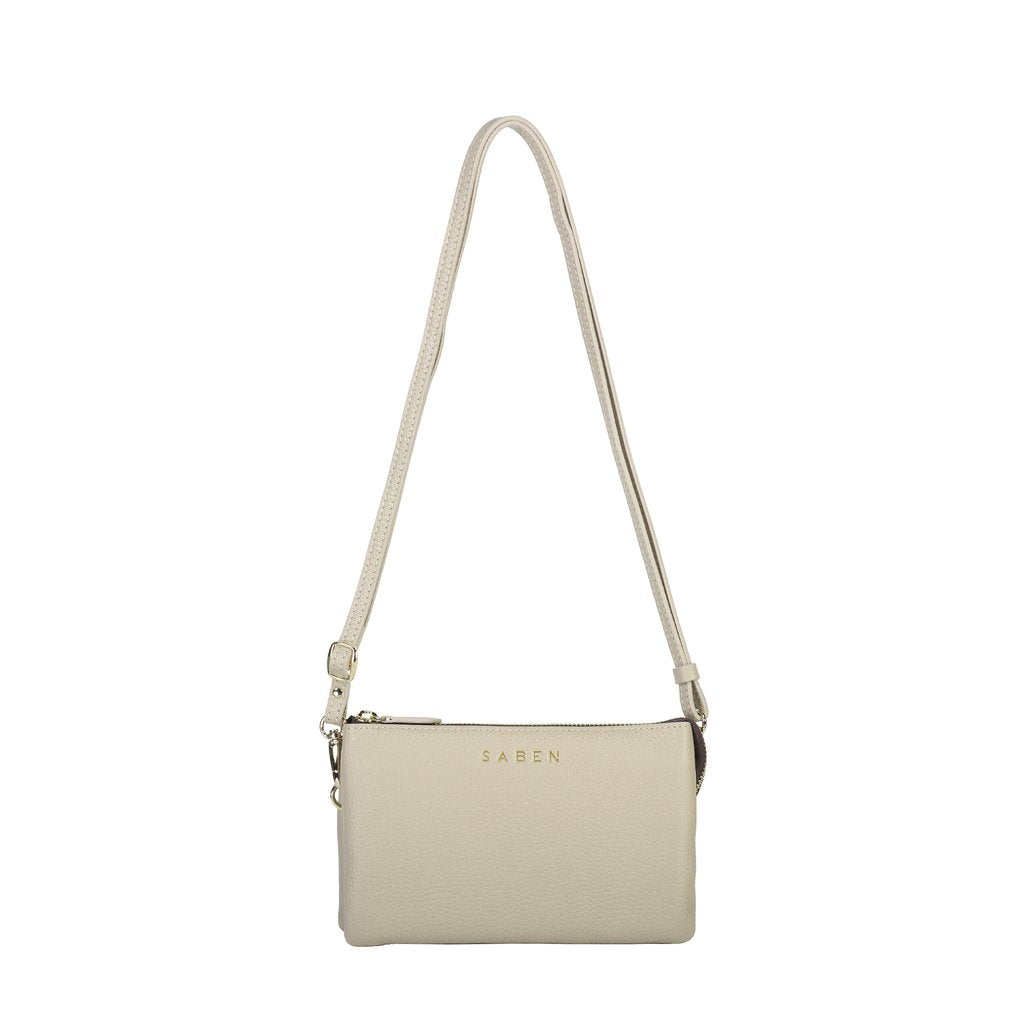 Saben Tilly Crossbody Birch
