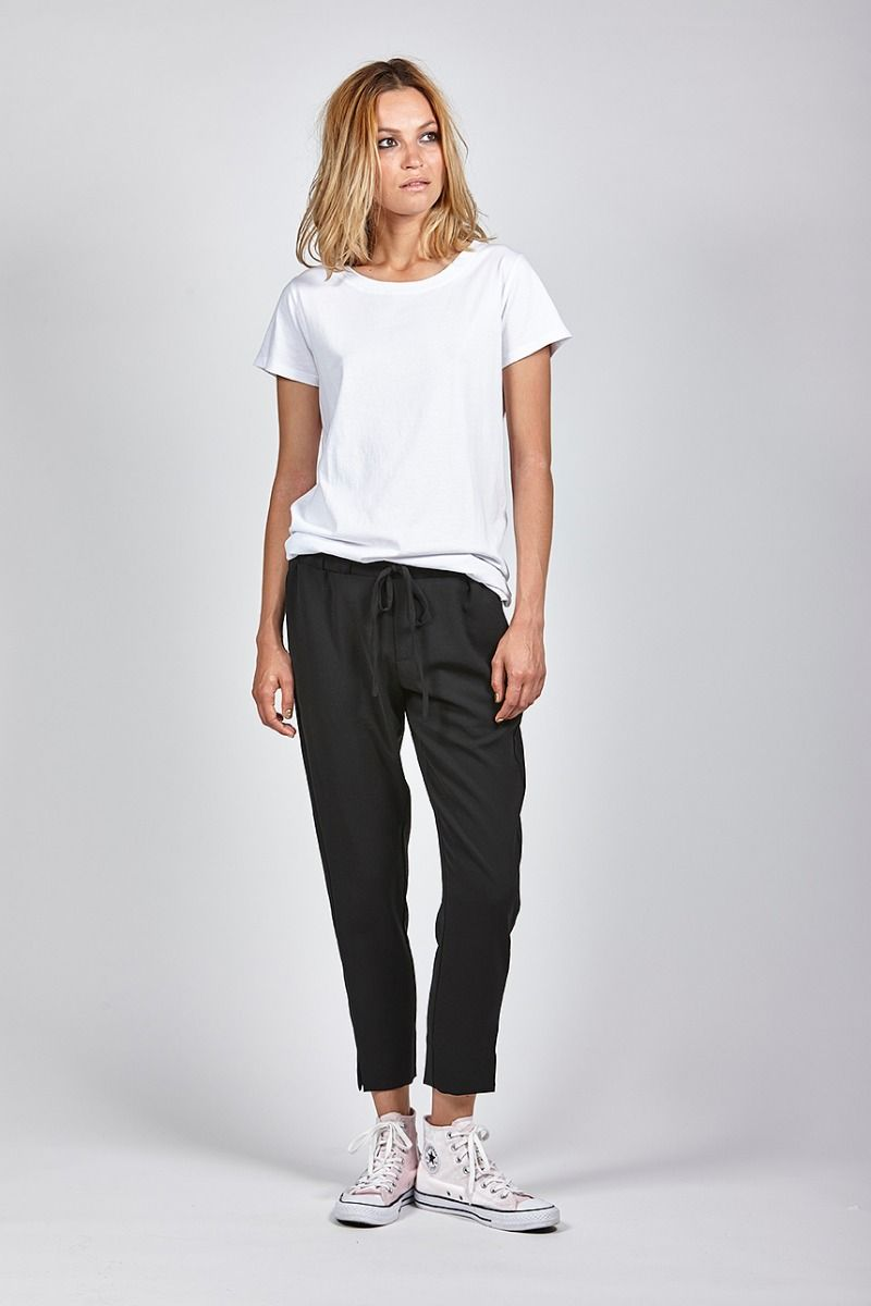 Ketz-ke Sav Pant - Black | Shop Ketz-ke at Wallace & Gibbs NZ
