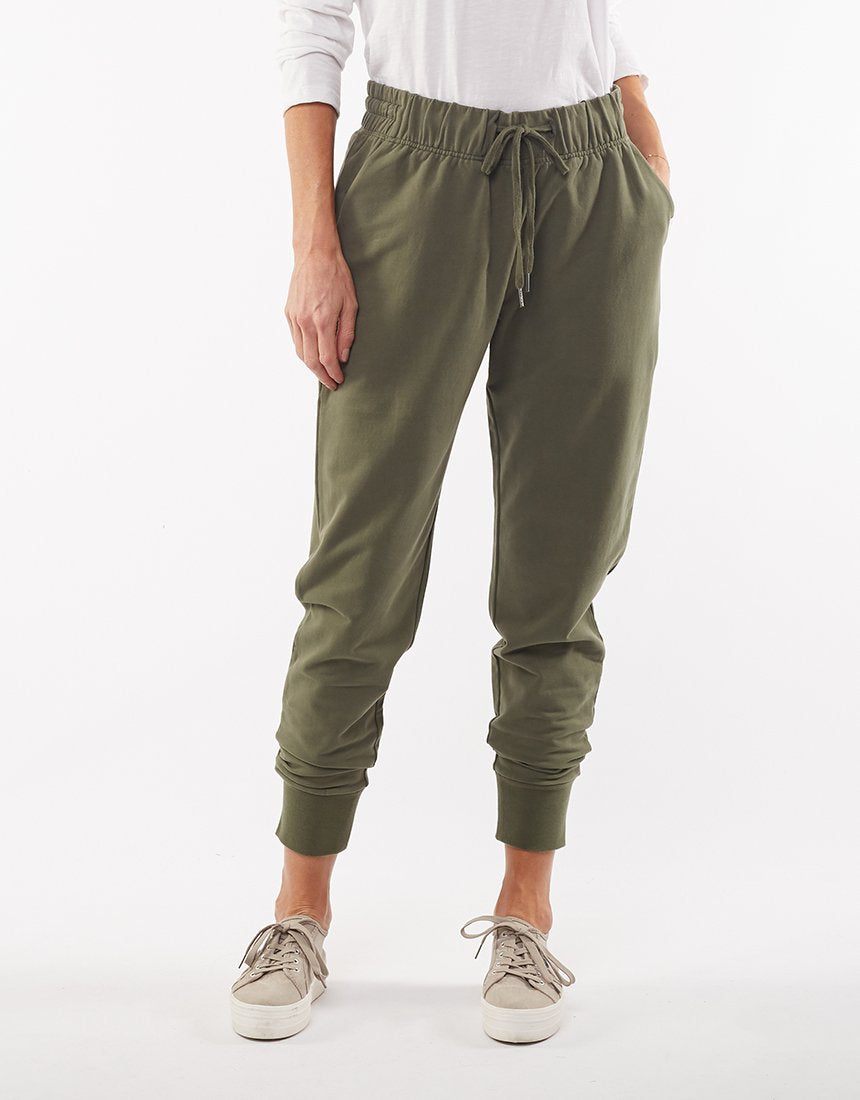Foxwood Lazy Days Pants - Khaki