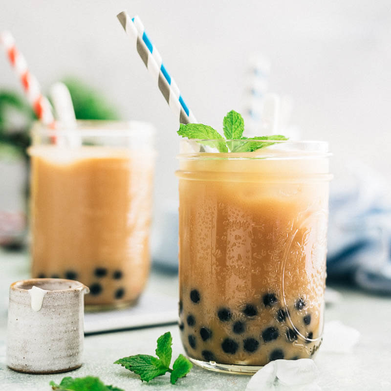 Bubble Tea History
