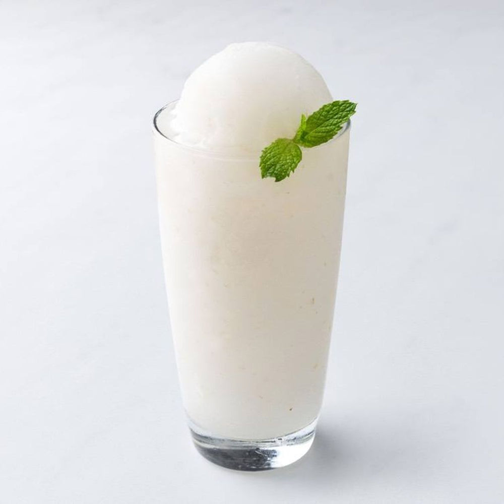 Colour of white - Lychee slush