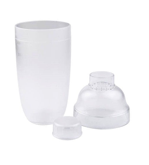 Transparent Shaker 700ml