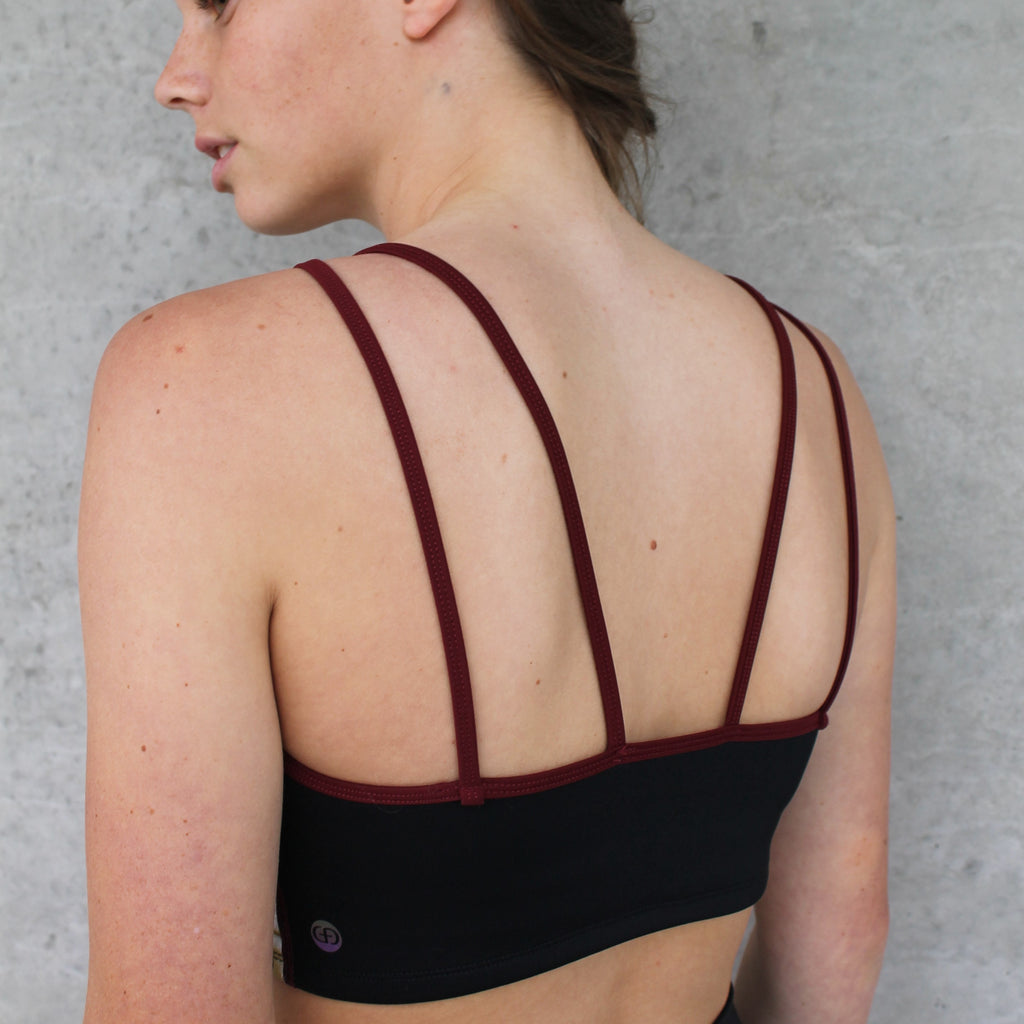 Gold Racer | Epaule Strappy