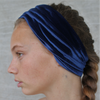 Navy Velvet | Think Headband