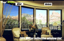 8% Mirror Reflective Window Tint Film