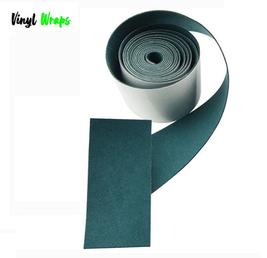 Green Squeegee Replacement Suede Edge