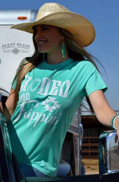 Rodeo Road Trippin' Tee - Pockets and Pearls®