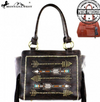 Montana West Fringe Collection Concealed Handgun Tote - Pockets and Pearls®