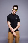 Golfer Polo - Black