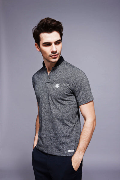 Golfer Polo - Grey