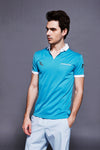 Feather Dry Polo - Green