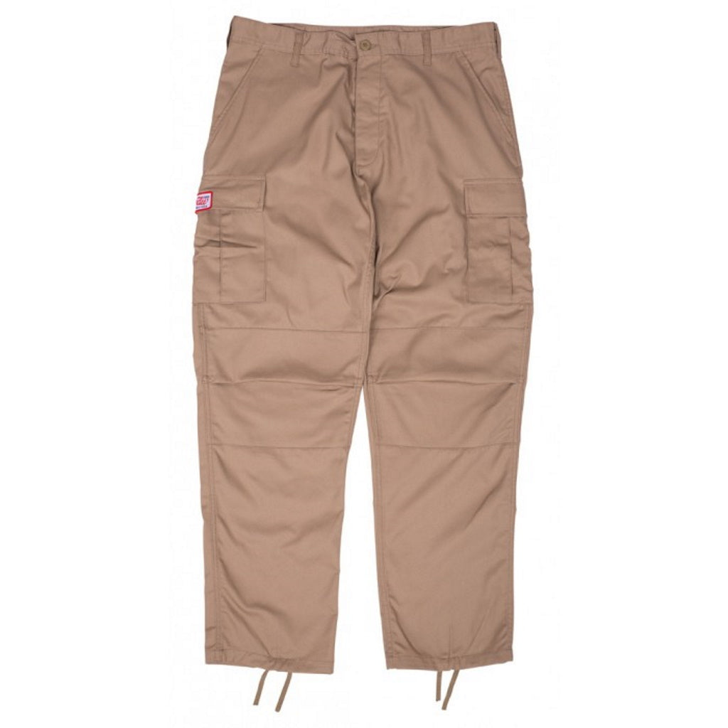 "Shadow Mechanic Cargo Pants - Khaki Large 35""-39"""