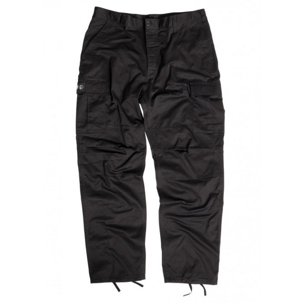 Shadow Tactical Cargo Trousers - Black Large 35-39""