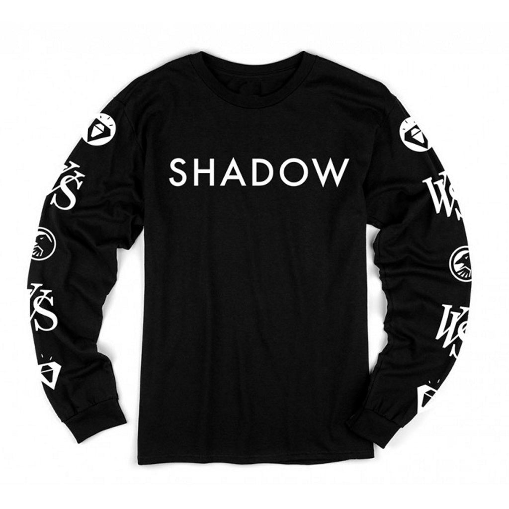 Shadow VVS L/S T-Shirt - Black Medium