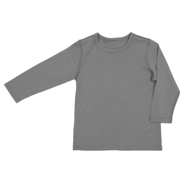 Superfine Merino Vest T-Shirt - Long Sleeve