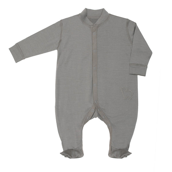 Superfine Merino Growsuit / Sleepsuit